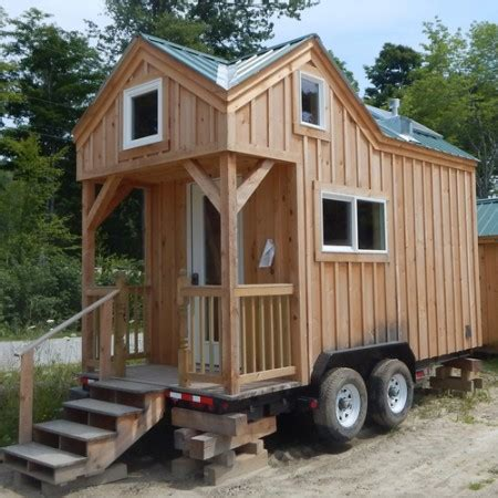 cabin designs and floor plans 8x16 tiny house on a trailer