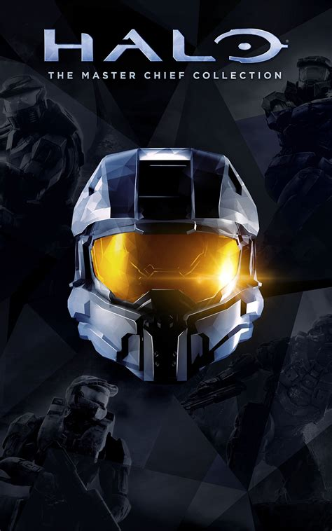 halo master chief collection video games helmet