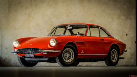330 Gtc For Sale by Other Coupe 1967 Dino Rosso For Sale