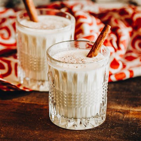 the ultimate eggnog recipe