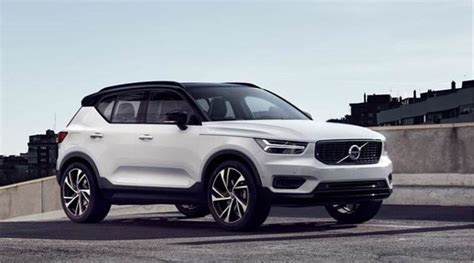 Volvo Xc40 Compact Suv Revealed During The La Auto Show