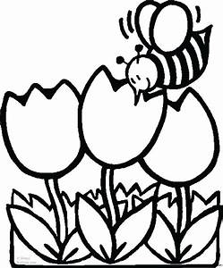 easy flower coloring pages - top colouring pictures of flowers images for t 9617