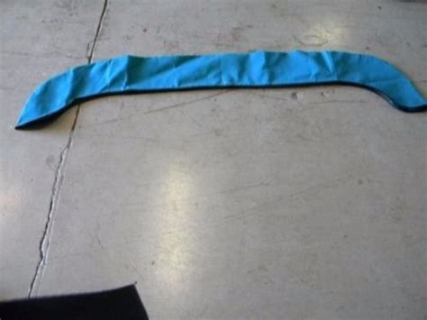 Boat Canvas Zipper Extensions by Covers For Sale Page 7 Of Find Or Sell Auto Parts
