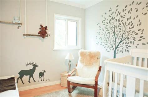 stickers pour la chambre de bebe arbre archzinefr