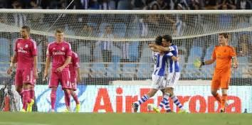 Video: Real Madrid beaten 2-4 by Sociedad - WAARmedia