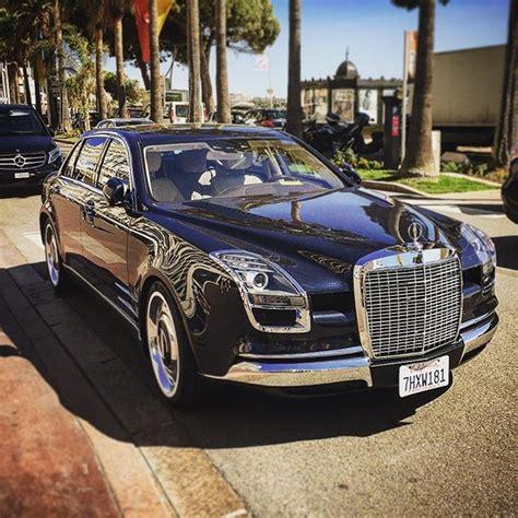 S600 Royale by Mercedes S600 Royale Alebo S Ko So Svetlami Z Sls