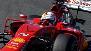 Vettel Im Ferrari Schneller Als Kilometerfresser Rosberg