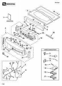 25 Maytag Dryer Idler Pulley Diagram
