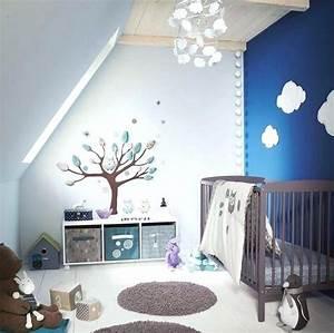 Chambre Bébé Garçon Ikea : idee deco chambre bebe garcon ~ Carolinahurricanesstore.com Idées de Décoration