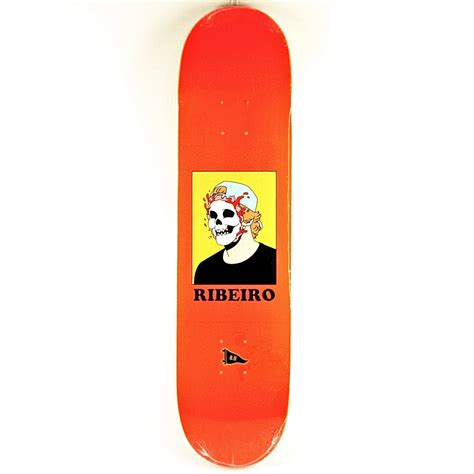 True Skate Primitive Decks by Primitive Ribeiro True Form Deck 8 00 Forty Two