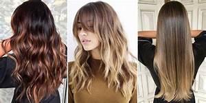 Ombré Hair Blond Foncé : le balayage ombr en 20 inspirations tendance sur pinterest ~ Nature-et-papiers.com Idées de Décoration
