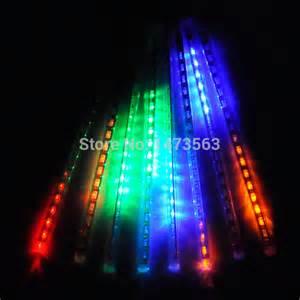 sale meteor lights shower led string light wedding decoration