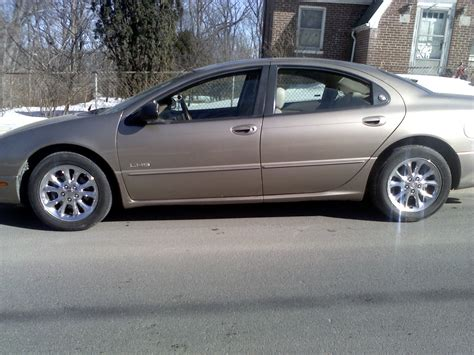 1999 Chrysler Java Related Infomationspecifications