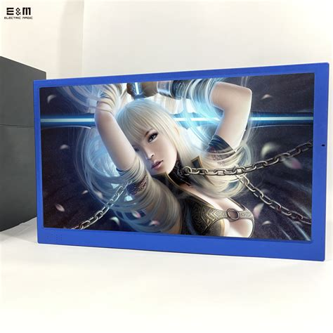 133 Inch 10 Point Capacitive Touch Screen 19201080 Ips