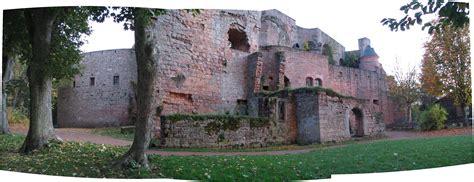ruins  berg sickening landstuhl germany