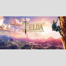 The Legend Of Zelda Breath Of The Wild  Wii U  Games Nintendo