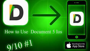 ios 933 how to download video using document 5 With documents 5 ios 9