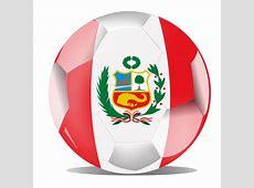 Peru flag ball Transparent PNG & SVG vector