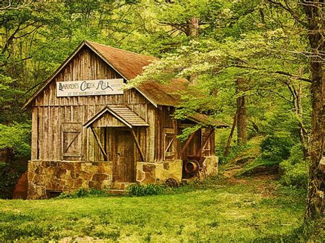 Barkers Creek Grist Mill Official Georgia Tourism