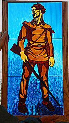 randys stained glass projects