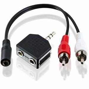 3 5mm Klinke Adapter : kopfh rer verteiler set 3 5mm klinke weiche y adapter ~ Jslefanu.com Haus und Dekorationen