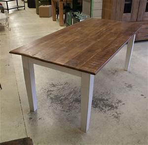 Table En Manguier : les tables ~ Teatrodelosmanantiales.com Idées de Décoration