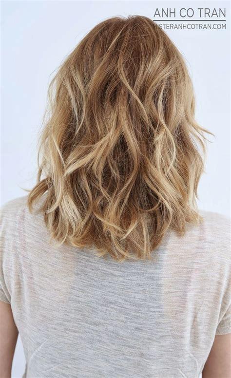 layered shoulder length haircut 18 shoulder length layered hairstyles popular haircuts
