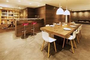 Table Bois Massif Brut : table salle a manger bois naturel un79 jornalagora ~ Teatrodelosmanantiales.com Idées de Décoration
