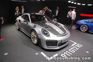 Porsche 911 Gt2 Rs 2017 : 2018 porsche 911 gt2 rs 991 2 at iaa 2017 ~ Medecine-chirurgie-esthetiques.com Avis de Voitures
