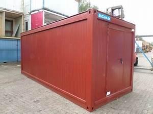 Container Gebraucht Hamburg : nkb 273 20 b rocontainer mit regalen standort hamburg neka container ~ Markanthonyermac.com Haus und Dekorationen