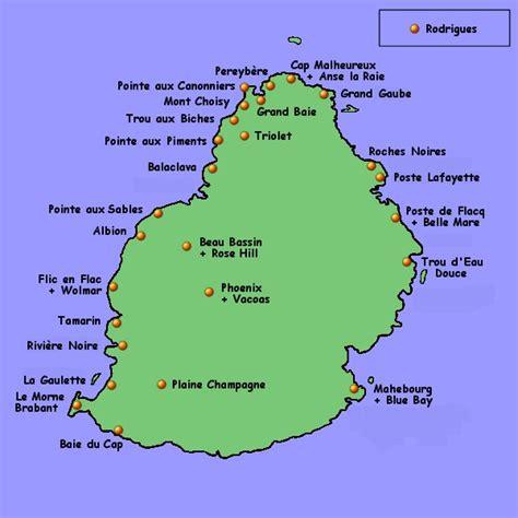 WillGoTo : Mauritius, Affitti case vacanze (per località)