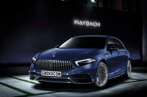 maybach mercedes 2019 mercedes maybach a class is nothing but wishful