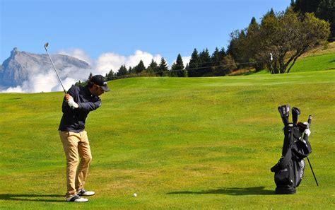 golf du mont d arbois l autre terrain de jeu des lyonnais