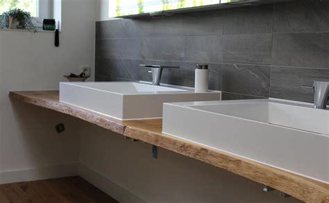 Waschtisch Holz Mit Aufsatzwaschbecken by Ma 223 Gefertigte Waschtische Aus Holz Holzland Beese Unna