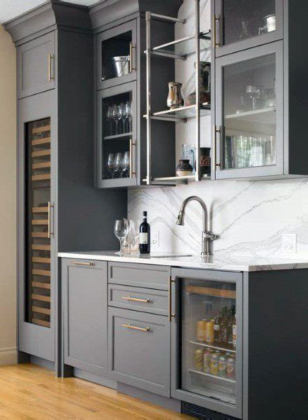 Top 70 Best Home Wet Bar Ideas   Cool Entertaining Space