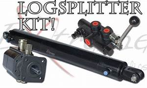 Build Your Own Log Splitter Kit