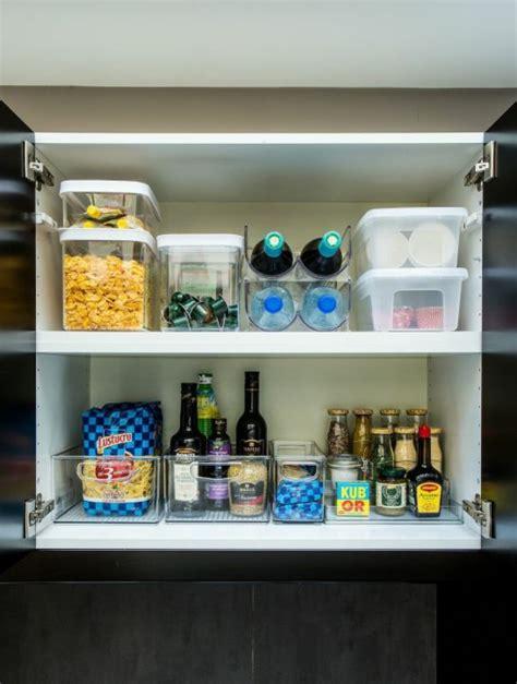 stickers placard cuisine étagère placard cuisine ranger rangement cuisine