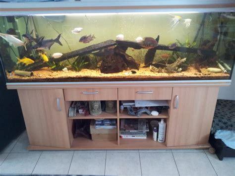 troc echange aquarium 700 litres complet ave meuble sur troc
