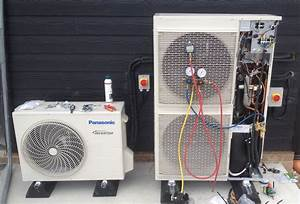 Panasonic Aquarea Heat Pump Service And Maintenance  U2013 Pv