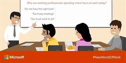 Meetings Meeting Microsoft Fatigue Did Survive Hours