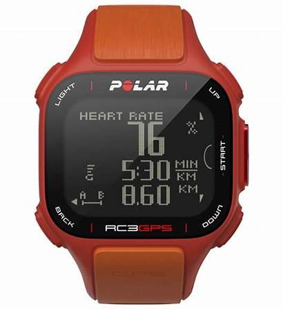 Polar Gps Rc3 Sports Monitor Rate Heart