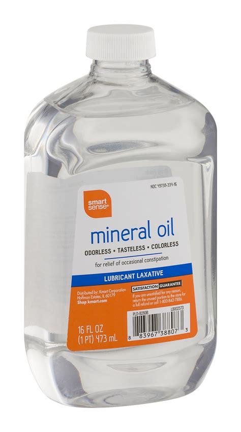 Smart Sense Mineral Oil 16 Fl Oz
