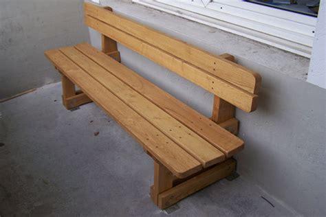 banc de cuisine en bois banc châtaignier à fixer banc bois compositions