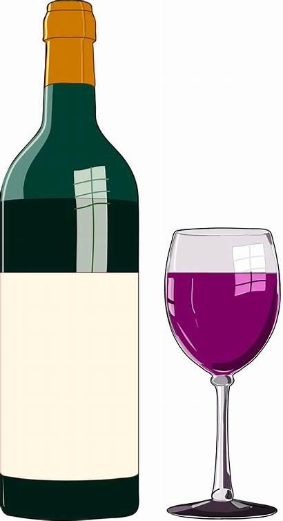 Wine Bottle Clipart Cartoon Glass Clipground