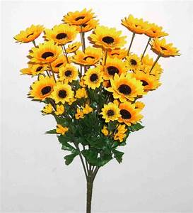 Artificial Sunflower Flowers