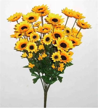 Artificial Flowers Fake Sunflower Clipart Idea Silk