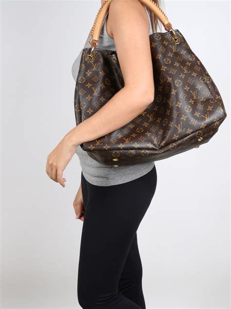 louis vuitton artsy mm monogram canvas luxury bags