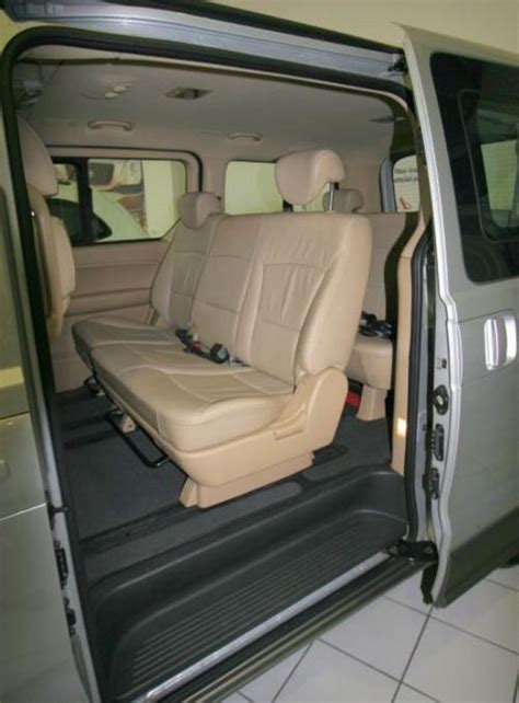 Hyundai H1 Modification by Hyundai H1 2 4 Best Photos And Information Of Modification