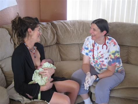 Selecting Maternal Health Care Partners Breastfeed