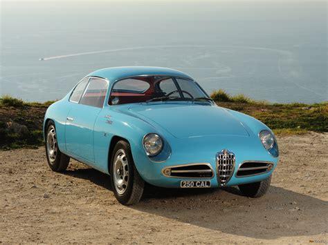 1956 Alfa Romeo Giulietta Photos, Informations, Articles